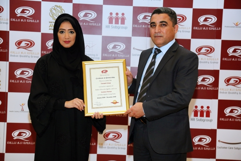 Tornado Group signs investor partnership agreement with Dubai Quality Group