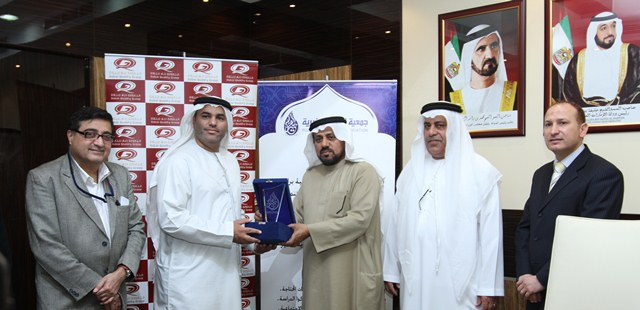 Fujairah Welfare Association appreciated as Investor Partner of DQG