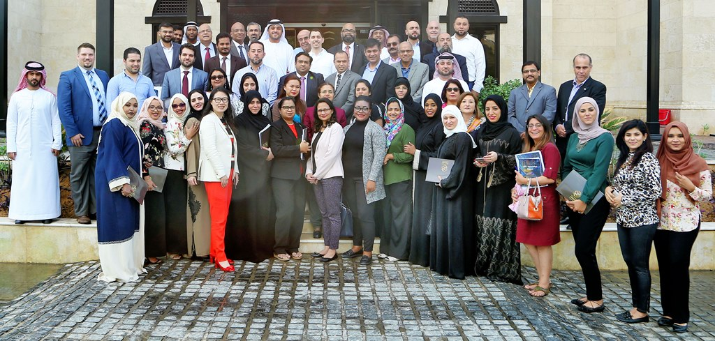 UAE Innovation Award 2017 - Assessor Training Batch 02