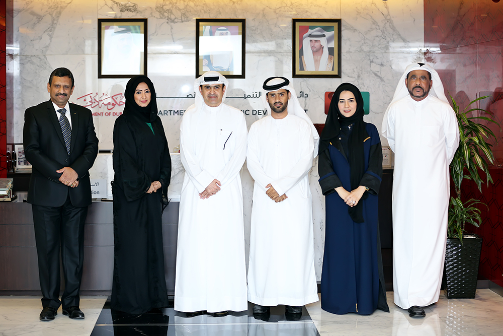 DQG BOD meet Director General - DED Dubai