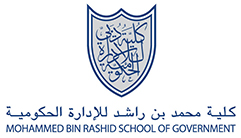Mohammed Bin Rashid School of Government logo
