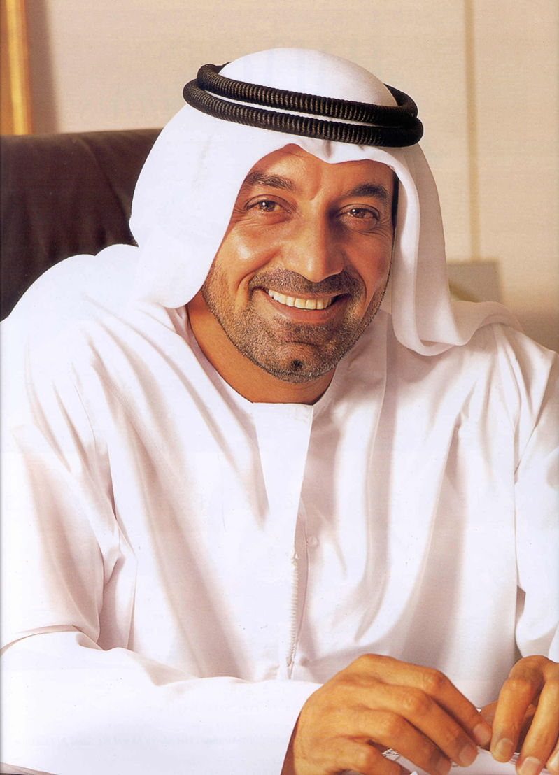 HH Sheikh Ahmed bin Saeed Al Maktoum (Patron, Dubai Quality Group)